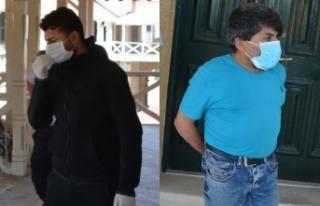 İki garson tutuklandı