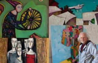 Ramazan Useinov, Kıbrıs Modern Sanat Müzesi için...