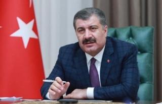 Türkiye'de can kaybı bin 101