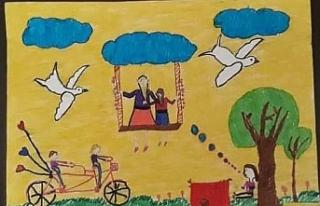 """""""Canım Annem Resim ve Karikatür Yarışması""""..."""