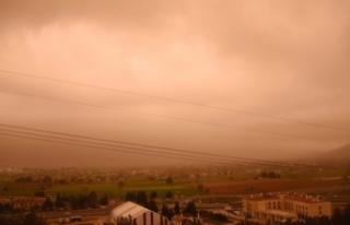 Dikkat! Toz bulutu geliyor