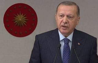 Erdoğan'dan yeni kararlar