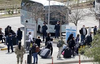 Karantina otelleri için  7 milyon Euro ödenecek
