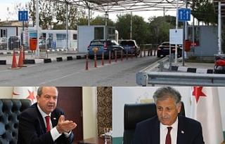 KKTC sınır kapılarını açmaya hazır