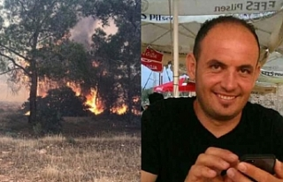 Köpeğini zehirlediler diye ekinleri ateşe verdi