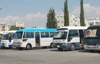 Meclis'te otobüsçülerin sorunları tartışıldı