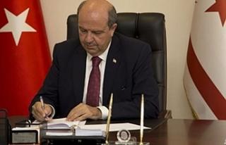 Tatar'dan DSÖ'ye başarı mektubu
