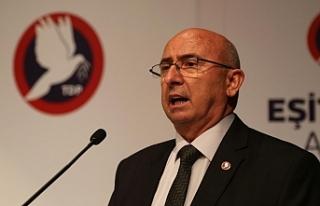 TDP hükümeti göreve çağırdı