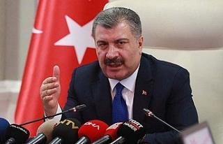 Türkiye can kaybı 3 bin 584