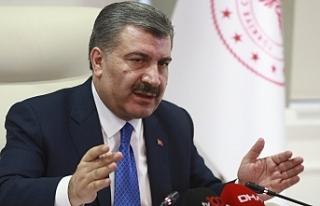 Türkiye'de can kaybı 3 bin 689