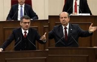 """Erhürman eleştirdi, Tatar """"bundan iyisi olmaz""""..."""