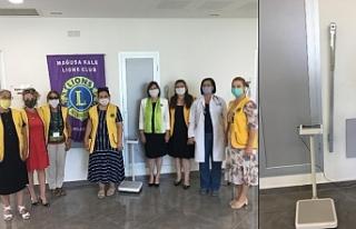 Mağusa Kale Lions Kulübü, Onkoloji Bölümüne...