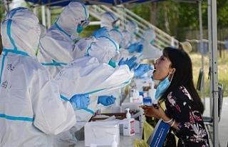 Pekin'de rekor nükleik asit testi yapıldı