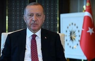 Erdoğan'dan dünyaya kararlılık mesajı
