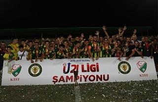 Gençlerin şampiyonu MTG 2-2