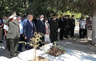 Kayıp şehit Mavili defnedildi
