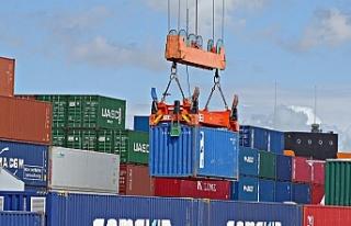 KKTC'nin ihracatı 43 milyon