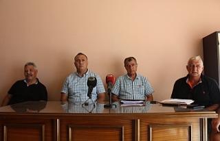 Pile'deki Türkler dava edildi