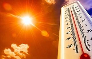 Sıcaklık 41 dereceye yükselecek