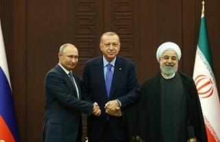 Suriye'yi ele aldılar