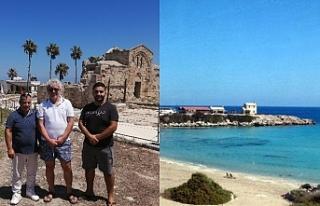 Dipkarpaz ve Oasis Ay Filyon Turizm Cenneti