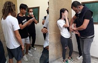 Kaçak cezaevinde