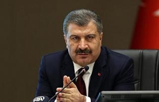 Türkiye'de bin 182 yeni vaka