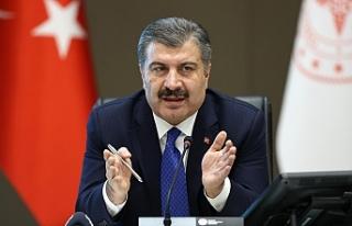 Türkiye'de Can kaybı 5 bin 747