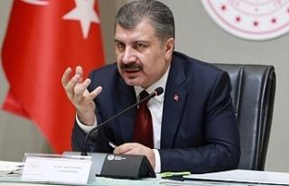 Türkiye'de bin 703 kişiye Covid-19 tanısı
