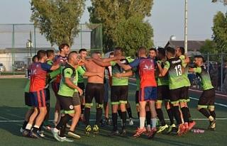 Yeni Erenköy'ün zaferi 5-1