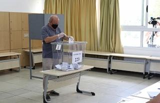 İkiside Lefkoşa'da oy kullanıcak