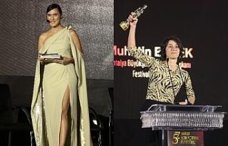 Antalya Film Festivali'nde Altın Portakal Ödülleri...