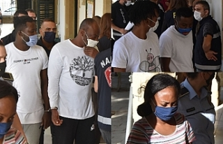 Beşi'de uyuşturucu'dan tutuklandı