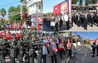 Cumhuriyet Bayramı'nın 97'nci yıl dönümü...