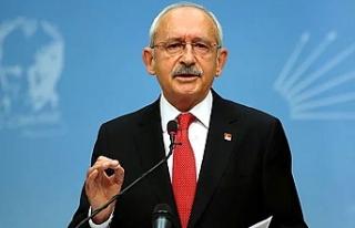 Kılıçdaroğlu: Tamamı açılsın
