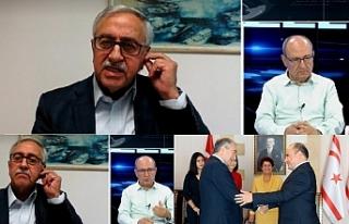 Akıncı TV 2020'de konuştu ortalık karıştı
