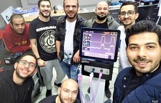 Solunum cihazı MÜSİAD Expo 2020'de sergileniyor