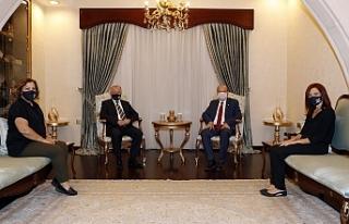 Tatar: Kıbrıs Türk halkı bu tür sorumlulukların...