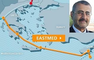 """""""AB'nin Doğu Akdeniz'deki gaza ihtiyacı yoktur"""""""
