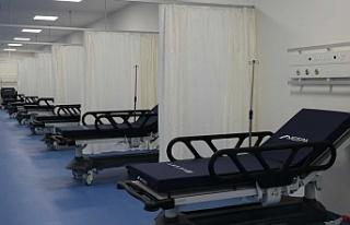 Acil Durum Hastanesi'ne 80 yeni istihdam