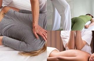 Derin doku ve baskılı masajların faydaları