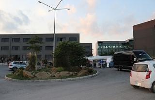Karantina otelinden İki mülteci kaçtı