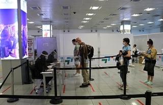 KKTC'de turizm bitti