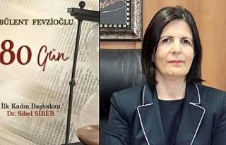 KKTC'nin ilk kadın Başbakanı Sibel Siber'in...