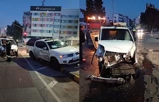 Bir kişi yaralandı