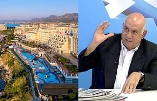 'Merit otelleri esnafa can suyu veriyor'