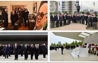 Kurucu Cumhurbaşkanı Rauf Raif Denktaş ölümünün...