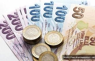 Asgari ücret 580 lira arttı