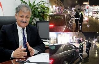 Sokağa çıkma yasağı 10 Şubat'a kadar uzatıldı