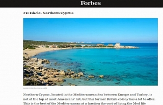Forbes KKTC'yi keşfetti